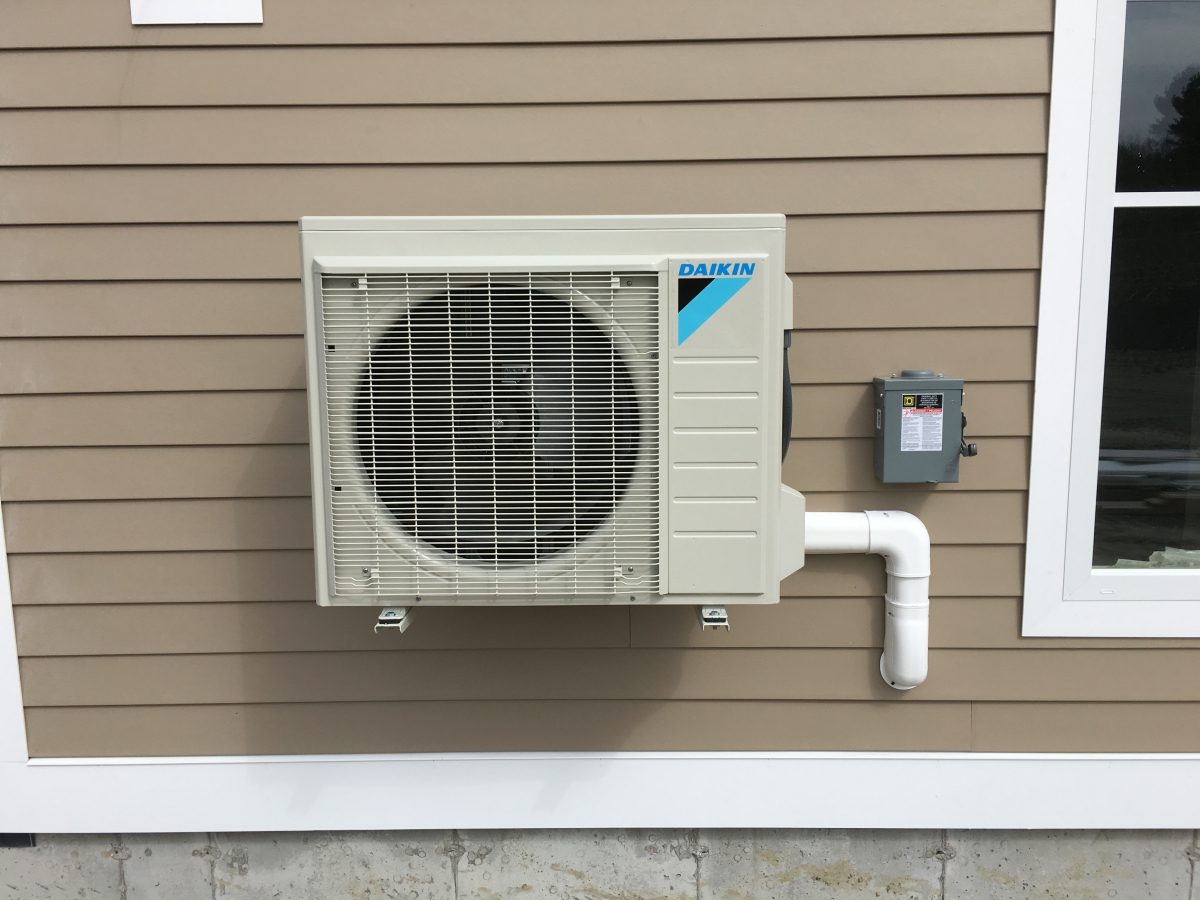 Energy efficient Heat Pumps by HPA Service Augusta Maine